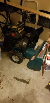 "8hp 24"" Snow Blower w/ Electric Starter Clinton, 20735"