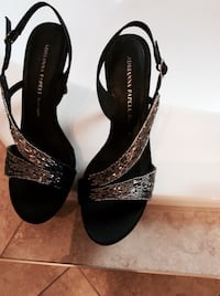 Adrianna Pappel designer shoes size 81/2 worn once for a special occasion  Laval, H7X 3M8
