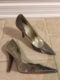 Snake Skin Guess Heels - Size 8.5 Mississauga, L4W