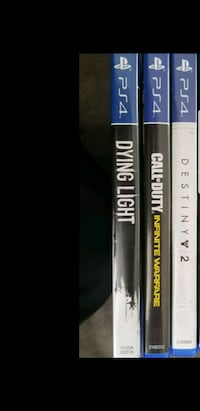Ps4 games 20.00 each red dead 2 Philadelphia, 19125