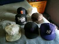 Fitted hats Webster, 14580