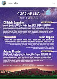 Pair of Coachella Weekend 1 Tickets Long Beach, 90814