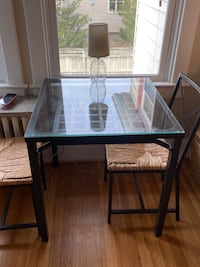 Kitchen Dining Set (Table and 2 Chairs) - Dropped Price