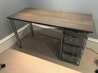 Container store office desk