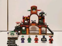 Joker's Funhouse Lego Set Sandy, 84094