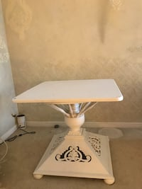 Carved wooden table  535 km