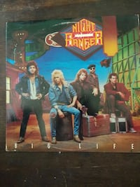 Night Ranger Big Life Joplin, 64801