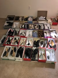 Assorted woman's shoes size 6 Kenilworth