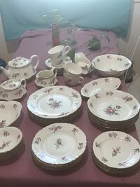 Priscilla China Set by Household Institute