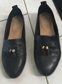 Aldo leather loafers size 8.5 Oakville, L6H 1Y4