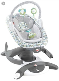 Fisher price glide and swing Falls Church, 22043