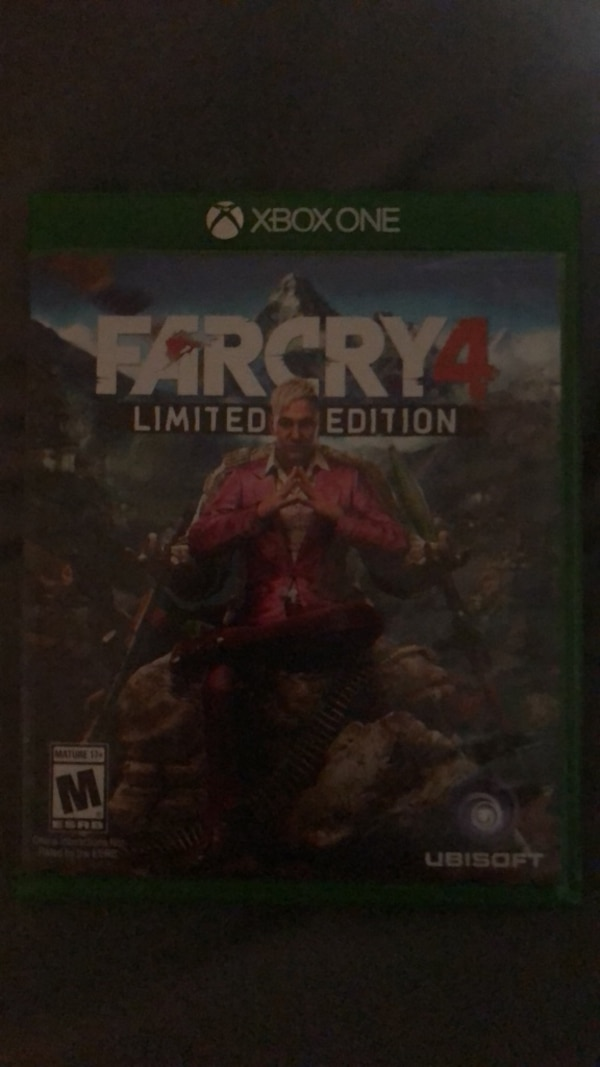 farcry 4 game