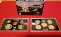 2019 Silver Proof set  Fall River, 02724