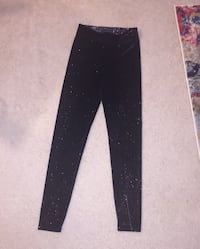 VS Pink glitter leggings Size: S Virginia Beach, 23462