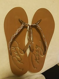 **NEW** Roxy Flip Flops Size 9 Winter Springs, 32708