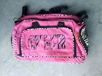 pink and black leather crossbody bag Lawrencetown, B2Z 1R3