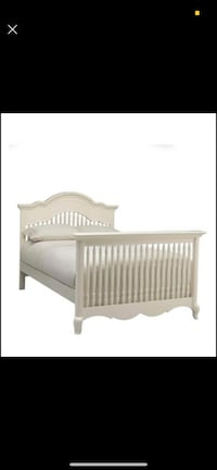 full size bed /dresser if you wanna the crib mattress is for free Nashville, 37013