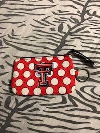 New Texas Tech coin purse Midland, 79706