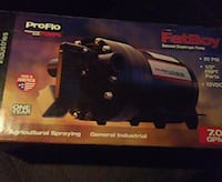 Brandnew remco fatboy agricultural sprayer pump Central Point, 97502