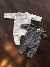 BabyGAP one piece outfits  536 km
