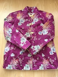 Traditional Chinese Jacket Delta, V4E 2V7