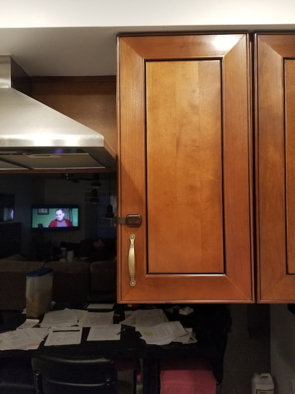 Wooden cabinets  2