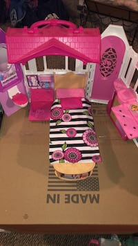 Barbie Doll house Clarksburg