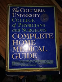 The Columbia university college of Physicians and Surgeons complete home medical guide book California City, 93505