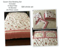 Bedding sets for sale Double and Queen size bedding sets