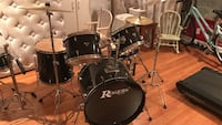 Rogers drum set with 2 cymbals & hi-hat Bowie, 20720