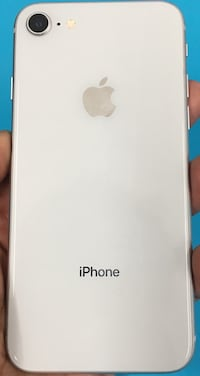 256GB Silver iPhone 8 - Factory Unlocked  New York, 10018