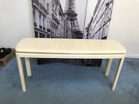 white and brown wooden table Alexandria, 22312