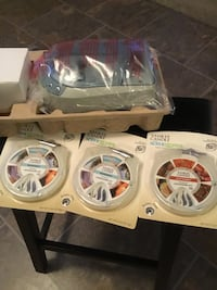 three Yankee Candle scentstories packs with scentstory player. Brand new still in box never used. Riverside, 45431