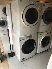 Whirlpool dryer and Kennmore washer with a 90 day warranty  Jonesboro, 30236
