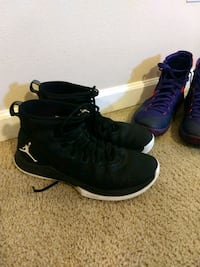 Size 12 Jordan's, Nikes and steel toe boots  Olympia, 98513