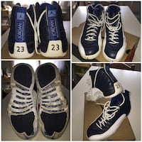 AIR JORDAN XII n. 39 originali 1997 Carpi, 41012