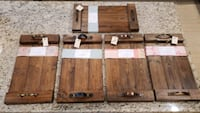Rustic Serving Trays Vancouver, V5R 1C1