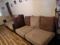 2 Piece Sectional Couch League City
