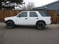 91 Isuzu Rodeo