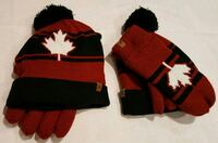 red and black knit caps Vaughan, L6A 3L9