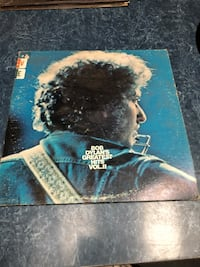 Bob Dylan's Greatest Hits Vol II Double LP from 1971 Columbia Records.