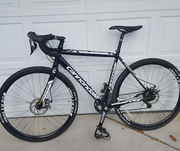 4dcf2edb619 Used 2015 Cannondale CAADX 105 Disk Size 51 for sale in Grosse Pointe Park  - letgo