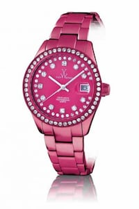 ToyWatch Metallic PINK ME27PS NUOVO Bologna