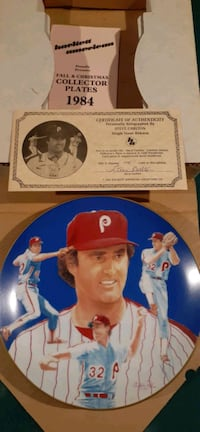 Steve carlton (lefty) Saint Clair Shores, 48082