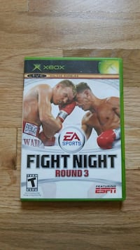Fight night round 3 xbox game Randolph