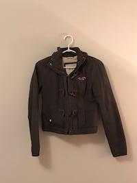 Small Hollister Military Green Cropped Coat Toronto, M1M 1P8