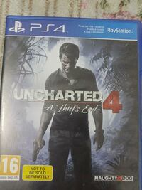 PS4 Uncharted 4 durum Rize