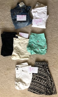 Shorts Lot Round Rock, 78681