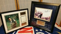 Payne Stewart Golf Collectibles US Open. Signed