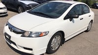 2011 Honda Civic dx automatic ac 4cylinder safety included Toronto